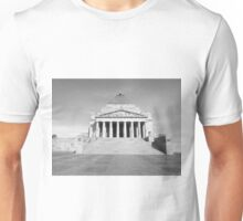 Shine of remembrance in monocrome  Unisex T-Shirt