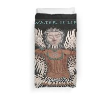 Water Is Life- Extra Large Torso Duvet Cover