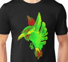 lime light kingfisher Unisex T-Shirt