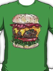 bacon cheeseburger T-Shirt