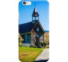 St Anne's on historic O'Keefe Ranch iPhone Case/Skin