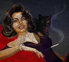 Why Cats Smoke by Alma Lee