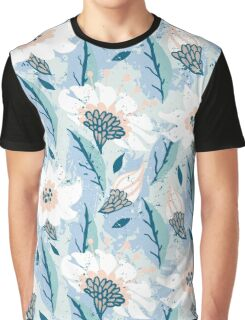 Fresh blossom in white Graphic T-Shirt