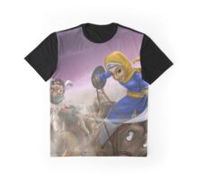 Mai Bhago - Rejected Princesses Graphic T-Shirt