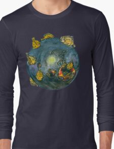 FINVASION Long Sleeve T-Shirt