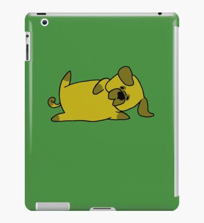 The Yoga Pug iPad Case/Skin