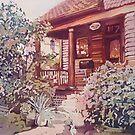 Oregon City Porch by JennyArmitage