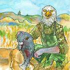 The Hunter by Ashley Peppenger