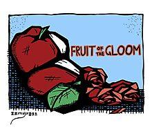 Gloom Fruit Photographic Print