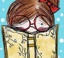 Bookworms by plern