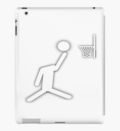 Slam Dunk - head in the game iPad Case/Skin