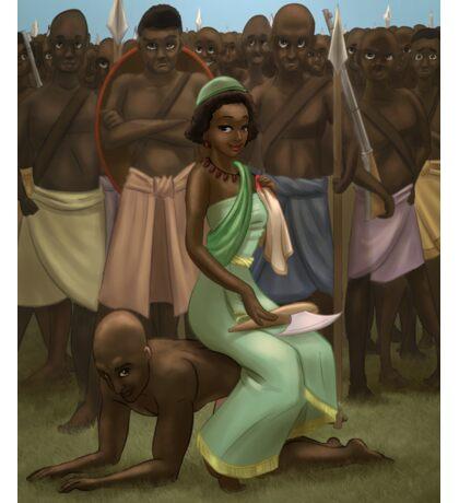 Nzinga Mbande - Rejected Princesses Sticker