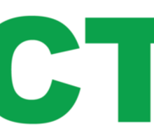 Connecticut CT Euro Oval GREEN Sticker