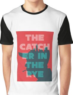 The Catcher in the rye. Graphic T-Shirt