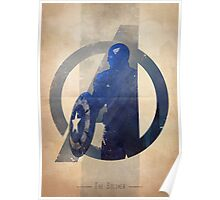 Avengers Assembled: The Soldier Poster