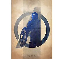 Avengers Assembled: The Soldier Photographic Print