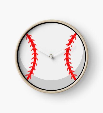 Cool Baseball Clock