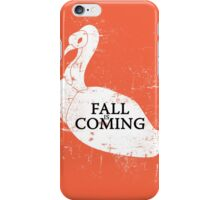 FALL IS COMING iPhone Case/Skin
