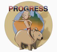 Progress! (Australia) Kids Tee