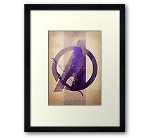 Avengers Assembled: The Ranger Framed Print