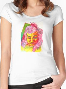 body at rest Women's Fitted Scoop T-Shirt
