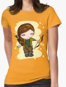 Katniss Everdeen Chibi T-Shirt