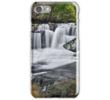 Dunloup Falls iPhone Case/Skin
