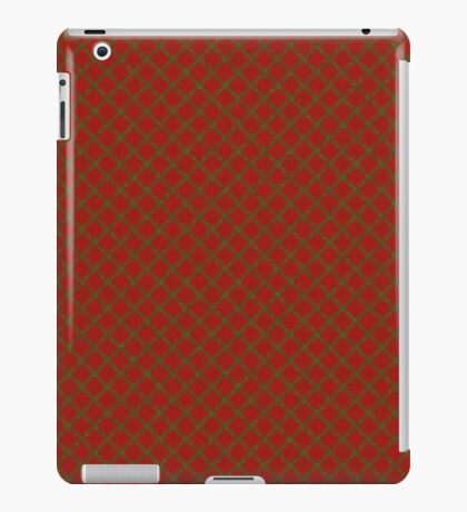 Christmas Knit iPad Case/Skin