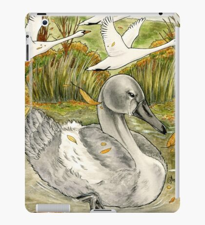 The Ugly Duckling's Lament iPad Case/Skin
