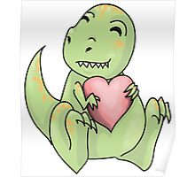 Dino looooove  Poster
