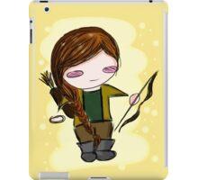 Katniss Everdeen Chibi iPad Case/Skin