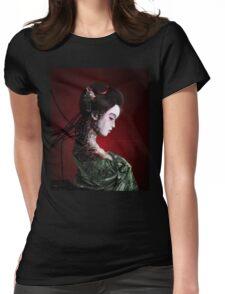 Autonomous Womens Fitted T-Shirt
