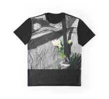 fence flowers Graphic T-Shirt