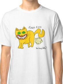 Fart Kat Classic T-Shirt