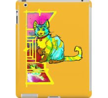 multieyed mutant feline iPad Case/Skin