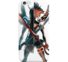 Ryuko and Satsuki iPhone Case/Skin