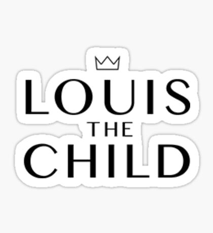 Louis The Child Sticker