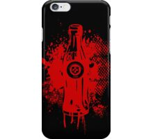 Juggernog Splatter! iPhone Case/Skin