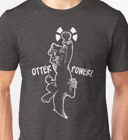 Otter Power!  Unisex T-Shirt