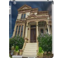 Meeker Mansion iPad Case/Skin
