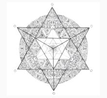 """Tetrahedron """"the old empire"""" Kids Clothes"""