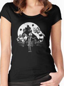 Beetlejack Women's Fitted Scoop T-Shirt