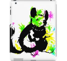 go go chinchilla iPad Case/Skin