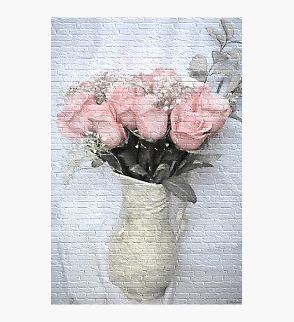 Love Silently - Flower Art Photographic Print