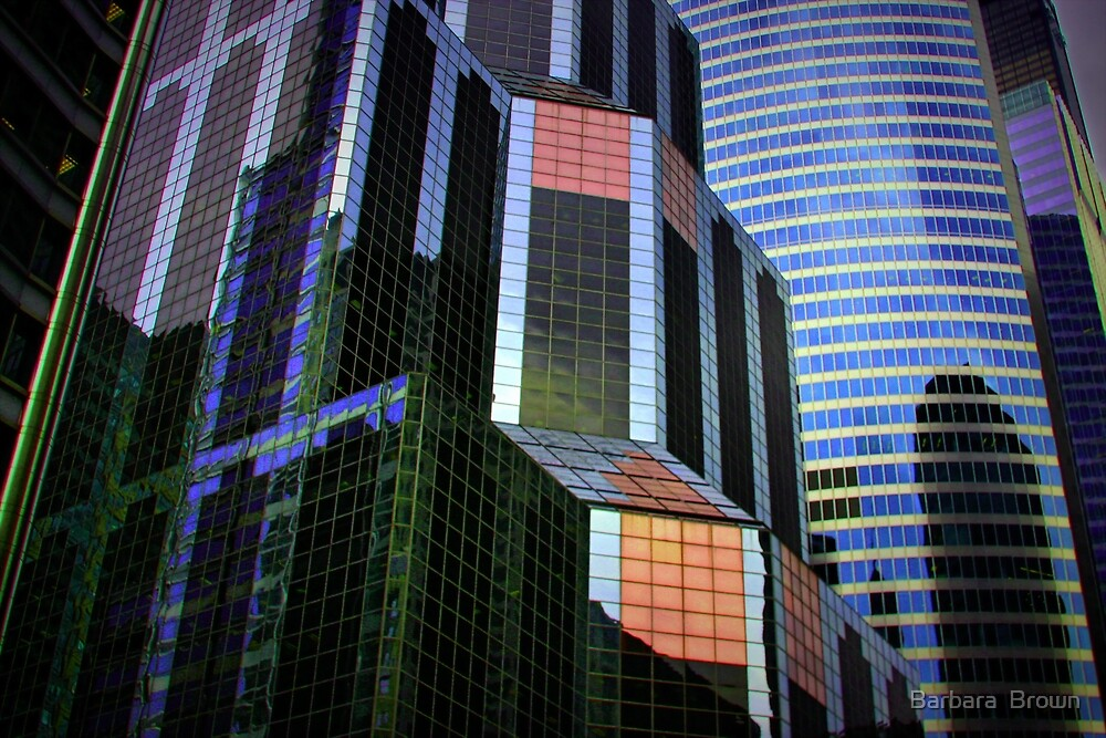 Architectural Patterns by Barbara  Brown
