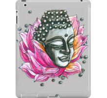 Decap Lotus Buddha (Rerelease) iPad Case/Skin