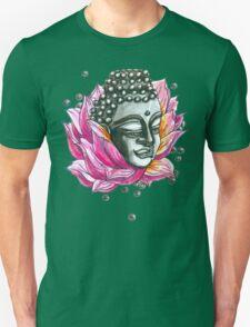Decap Lotus Buddha (Rerelease) Unisex T-Shirt