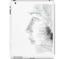 Katnip--Typeface iPad Case/Skin