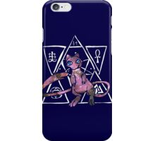 light ancient mew (lineless) iPhone Case/Skin