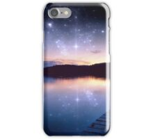 Starry Lake iPhone Case/Skin